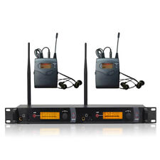 SR 2050 IEM Wireless in ear Monitor System / Professional 2 channels Transmitter