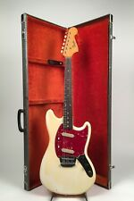 1964 Fender Duo Sonic II in Olympic White with Original Hardshell Case