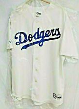 Vtg Los Angeles Dodgers Baseball Jersey 90's Eric Karros Majestic White Home 2XL