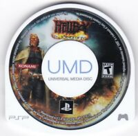 Hellboy: The Science of Evil (Sony PSP, 2008) **DISC ONLY**