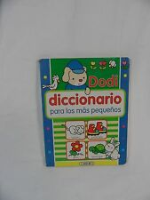 Dodi Diccionario Dictionary Spanish Cardboard Children Illustrated vol. 2 848426