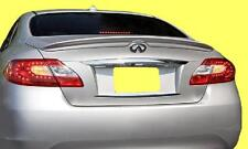 Fits Infinity M37 M56 M35 Flush Mount OE Style Spoiler Wing Primer