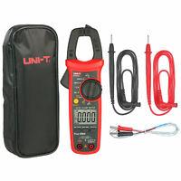 Uni-T UT204+ Pince Multimètre Numérique Automatique Ampèremétrique Voltmètre