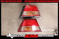 JDM Honda CL1 Acord Euro R Taillights Left Right Outer 98-02