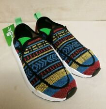 1140db7fc8311 Sanuk Chiba Quest Knit Sneaker With Synthetic Sole Mens 6 (1091090)
