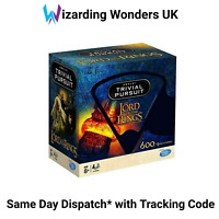Trivial Pursuit Game Lord Of The Rings Edition - Winning Moves - Christmas Gift