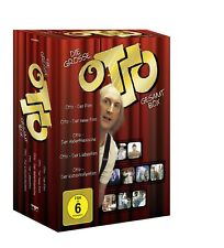 OTTO BOX Die Films d'aventure FILM nouvelle ROMANCE Sauf frison 5 DVD Collection