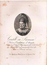 Sant'Angelo in Trigillo - Leonessa - Rieti - Condottieri -  Gentile da Lionessa