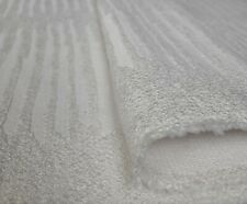 Holly Hunt Outdoor Fabric (Cutting Edge: BLANC) (227/01) 3.9 YDS