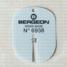 2Pcs For Bergeon Watch Dial Protection Sheets 6938 Tool #Ad68 Lw