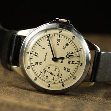 Original swiss movement, mens military watch, original watch, military Tavannes