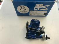 Graupner 1844 OS Max 15 LA Flugmodellmotor  ohne Schalldämpfer