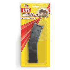 Doff Live Humane Catch & Release Mouse Trap, Safe Pest Control, Single, Reusable
