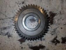 John Deere 68l 6068 Diesel Engine Lower Idler Gear Re56369 Harvester 1070g E