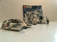 Lego Star Wars 8089 Hoth Wompa Cave 100% Complete With Manual Adult Owned