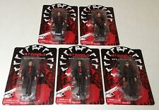My Chemical Romance Figures COMPLETE SET Mikey Gerard Way Frank Iero Ray Toro +