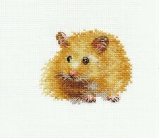 Cross Stitch Kit Hamster art. 0-174