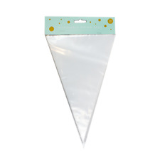 20 x DISPOSABLE ICING BAGS SUGARCRAFT CAKE PASTRY DECORATING CUPCAKE PIPING