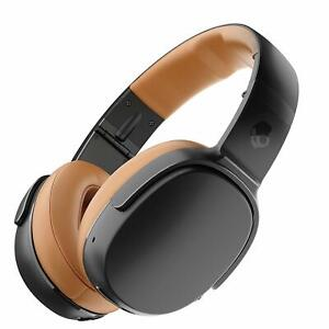 Crusher 360 Bluetooth BLACK Brown S6MBW-J373-A Headphone JAPAN NEW Skullcandy