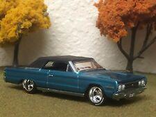 Chrysler 1967 Plymouth Belvedere GTX  1/64 SCALE