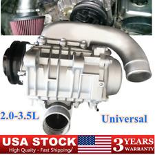 Car Suv Cherokee Roots Supercharger Compressor Kompressor Blower Booster Turbine