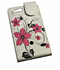 Design No.2 Flip Tasche Cover Case Handy Hülle  Etui für Sony Xperia Go  - ST27i