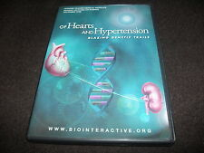 LN DVD Howard Hughes OF HEARTS AND HYPERTENSION Blazing Genetic Trails Science