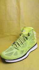 purchase cheap 6fca8 d8c1a Adidas Crazy Shadow 2 Neon Green Black Basketball Shoes Men s ...
