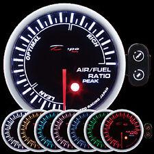 52mm Depo Racing air / fuel ratio gauge peak warning PK-SC5277B (not a wideband)