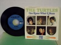 """The Turtles,White Whale 254,""""You Know What I Mean"""",US,7"""" 45 with P/S,orignal,M-"""