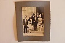 Photo année 1930 mariage  N/B Mariage Département La Guerche 18  222/09