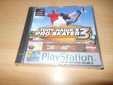 Tony Hawk's Pro Skater 3 (Sony PlayStation 1, 2001) Brand new sealed