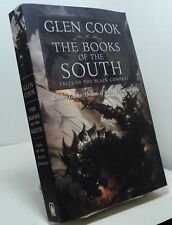The Books of the South by Glen Cook - Shadow Games - Dreams Steel - Silver Spike