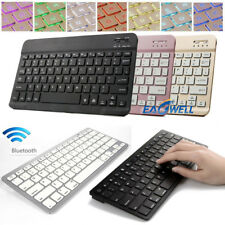 US Wireless Keypad Keyboard Case Stand Cover For Samsung Galaxy Tab 3/4/E/A/S4