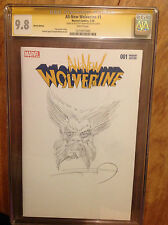 Signed US Modern Age Wolverine Comics