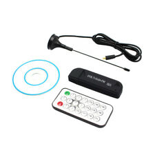 USB 2.0 DVB-T +DAB+FM Dongle Digital TV Tuner RTL2832U+R820T Stick Receiver Fine