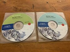 NETWORKING RED HAT LINUX FEDORA CORE 2 SOFTWARE ON 4 CDs