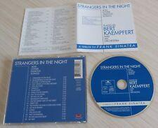 CD BERT KAEMPFERT A TRIBUTE TO FRANK SINATRA STRANGERS IN THE NIGHT