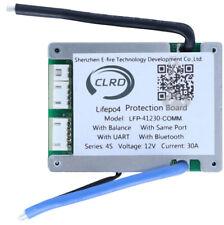 XENES LiFePO4 BMS Batterie Management System Bluetooth 3,2V Zellen 4S 8S 15S 16S