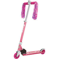 Razor Pink Girl Wheels Authentic A Kids Kick Scooter Sweet Pea Outdoor Play New