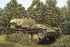 1:35 SCALE HOBBYBOSS MODEL KIT HBB80140  German 2cm Flak 38 Pz.Kpfw .38 (t)
