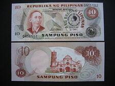 PHILIPPINES  10 Piso 1981  Commemorative Issue  (P167a)  UNC