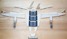 Lego Airplane Engines, Wings, Fuselage Base, Tail 7696