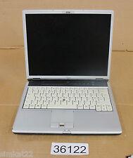 Fujitsu Simens Lifebook S7110 Intel Core Duo 1.66 ghz Laptop spares/repairs 36122