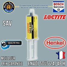 LOCTITE 3455 Epoxy 5 min Poxymatic Aluminium Reparateur De Métaux 25mL Gamme PRO