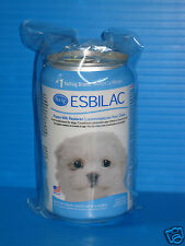 Esbilac milk replacer 8oz & Puppy feeding kit nursing set bottle 5 nipples brush