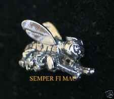 SEABEES HAT LAPEL PIN UP WWII SEABEE MADE IN US NAVY VETERAN GIFT BEE USS FMF