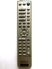 Sony Minidisc HiFi Control Remoto RM-SX15 para HCRN 3X hcrnx 3AV mhcnx 3AV