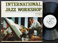 SAHIB SHIHAB DONALD BYRD International Jazz Workshop LP EMARCY ‎MGE26002 DG MONO