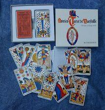 ANTIQUE MARSEILLE TAROT Magick Ouija Witchcraft Pagan Magic Occult Rune Spells